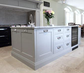 Country House - Kitchen Island