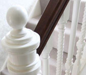 Country House -  Bannister Detail