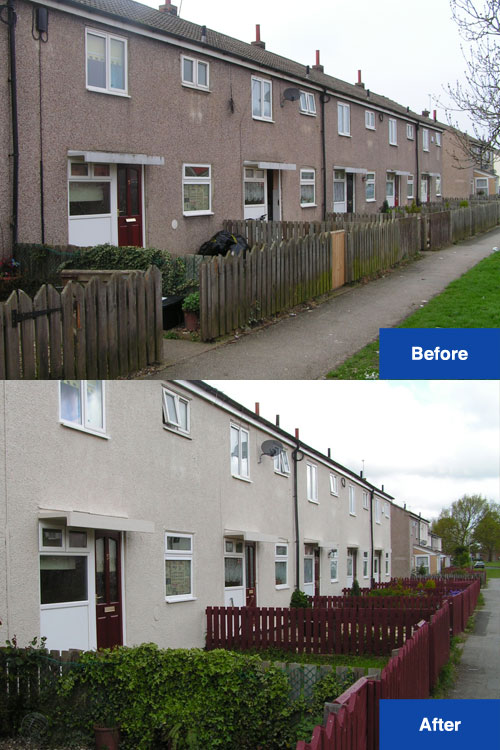 Orchard Park Case Study Pittaway Painting And