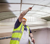 Building Contractors Painting and Decorating Service at Ferens Art Gallery